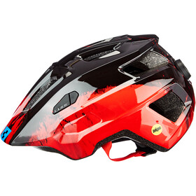 Cube Talok Casque, red